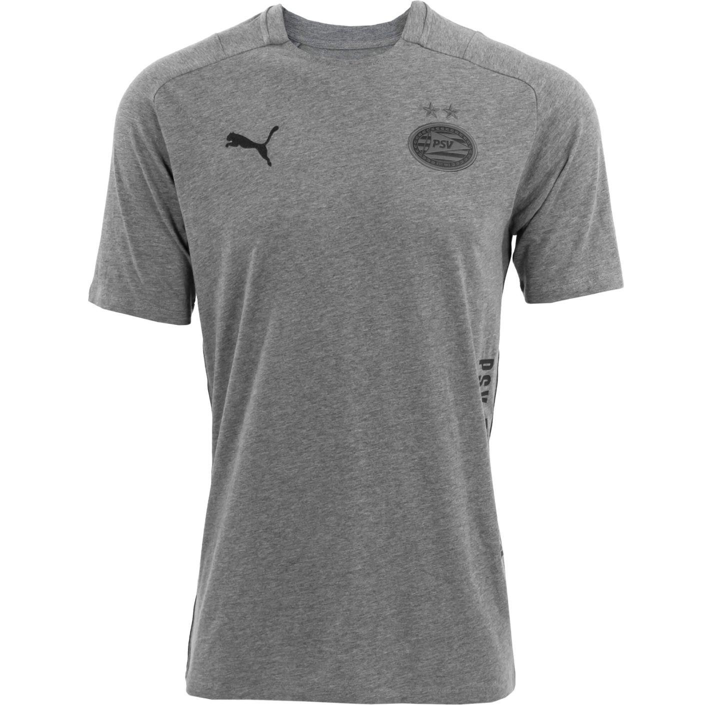 PSV Casuals T-Shirt Grijs 21/22