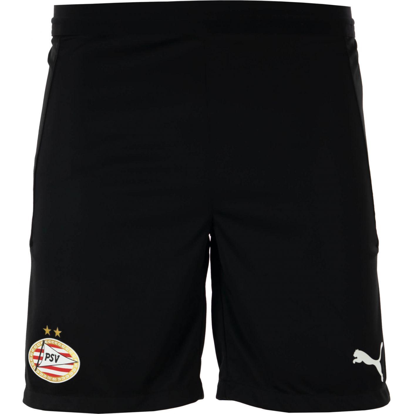 PSV Keepersshort JR Zwart 21/22