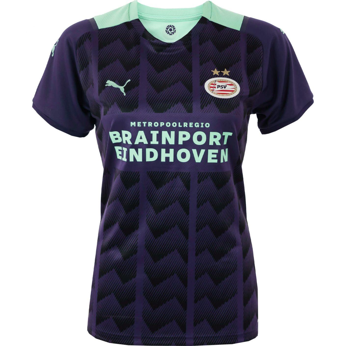 PSV Uitshirt Dames 21/22
