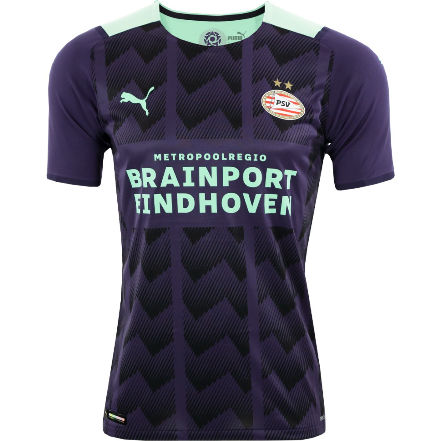 PSV Uitshirt Authentic 21/22