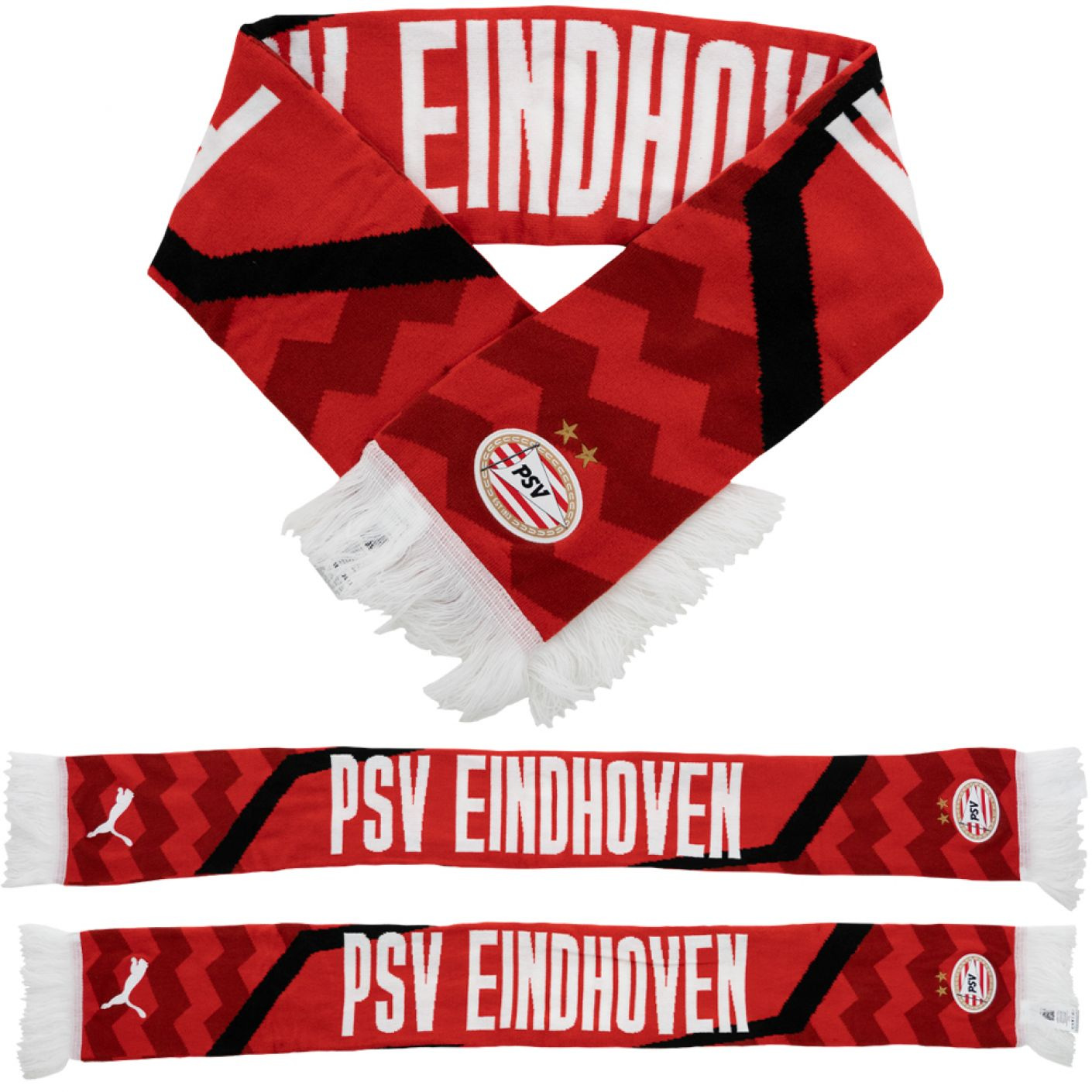 PSV PUMA Sjaal Rood 21/22