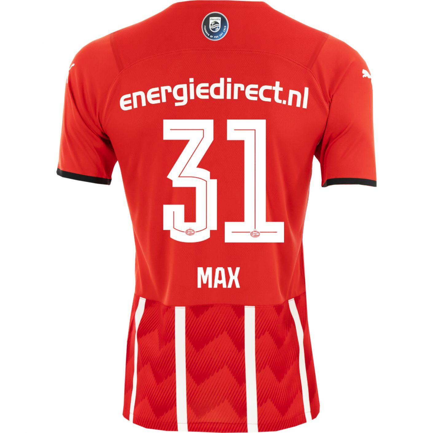PSV Max 31 Thuisshirt 21/22 Kids