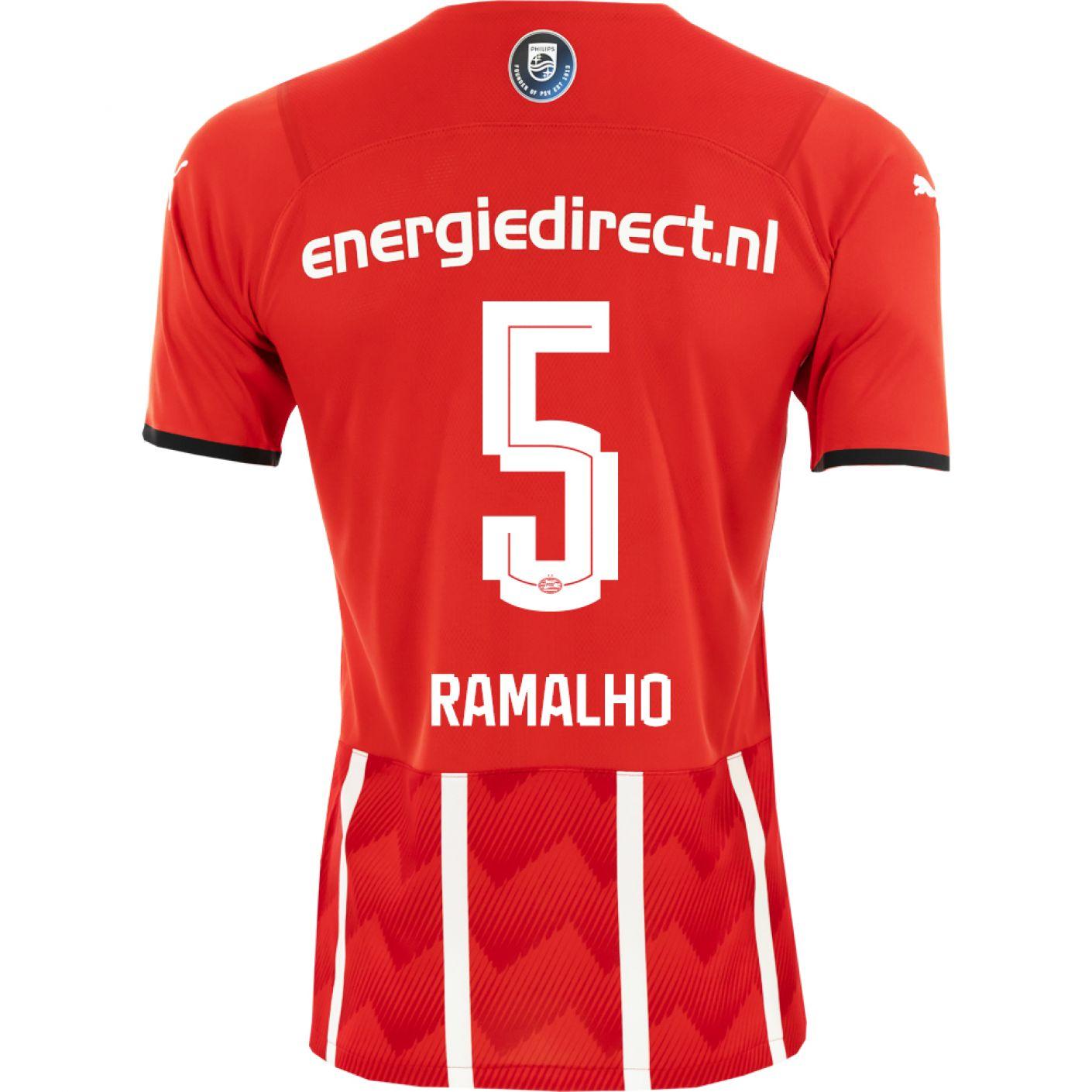 PSV Ramalho 5 Thuisshirt 21/22 Kids