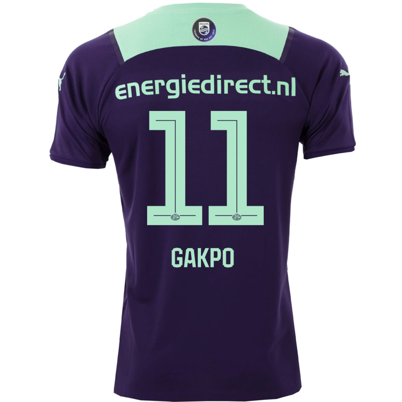 PSV Gakpo 11 Uitshirt 21/22 Kids