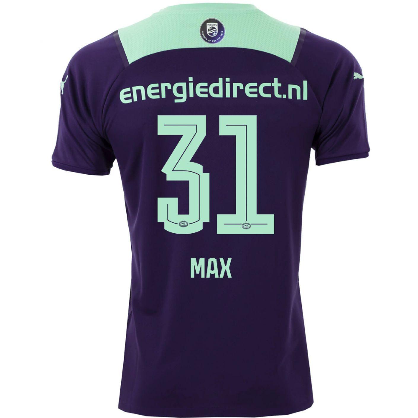PSV Max 31 Uitshirt 21/22