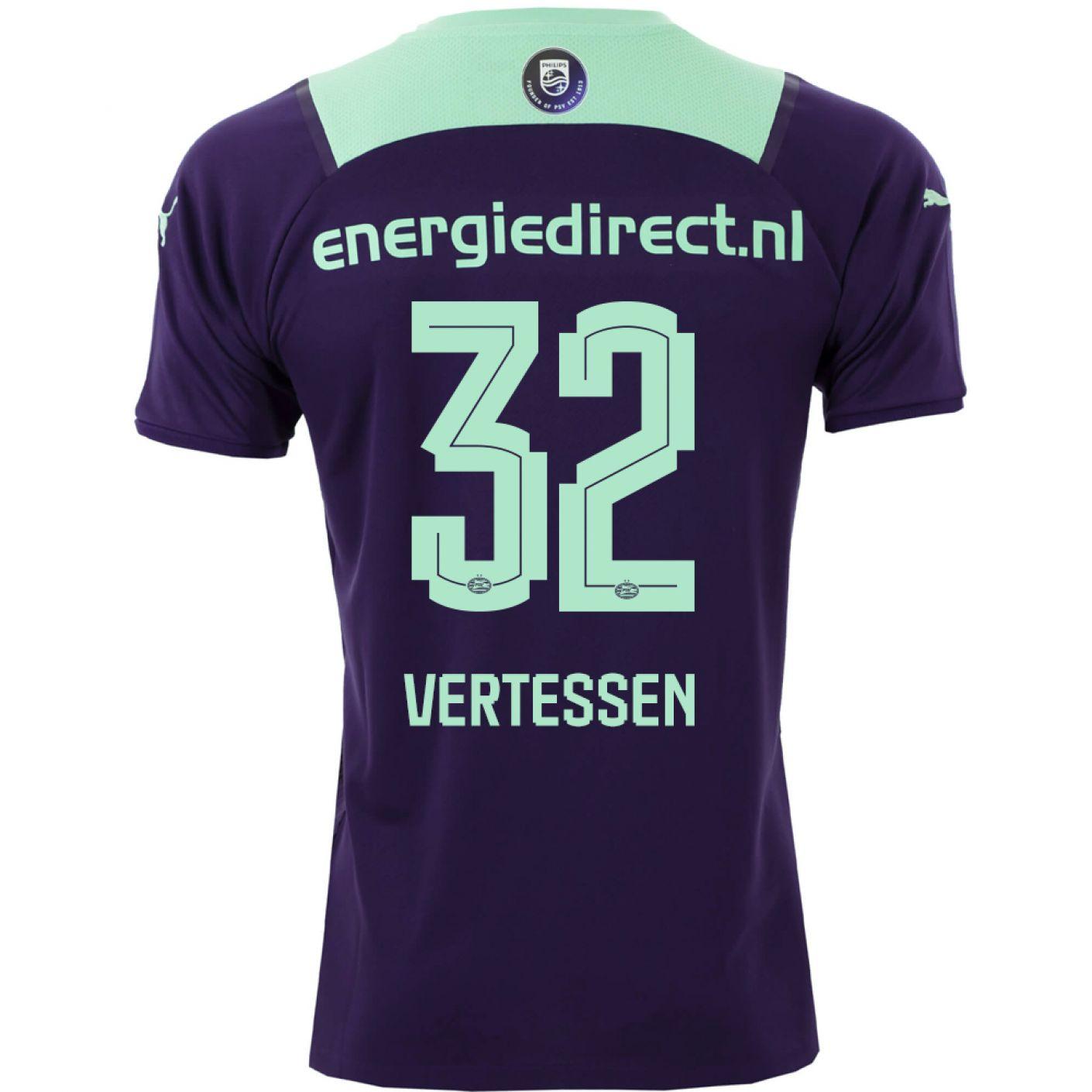 PSV Vertessen 32 Uitshirt 21/22