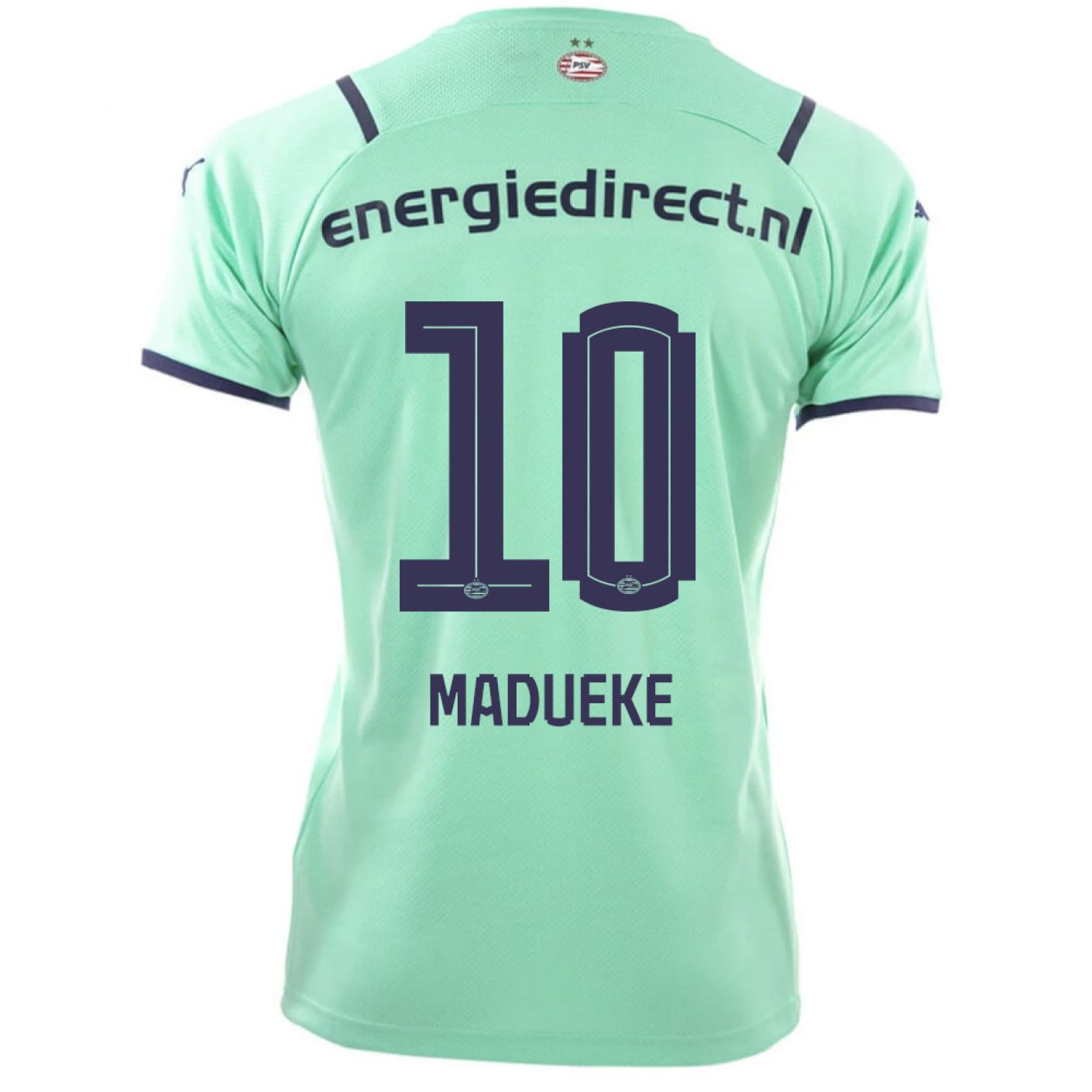 PSV Madueke 10 Derde Shirt Authentic 21/22