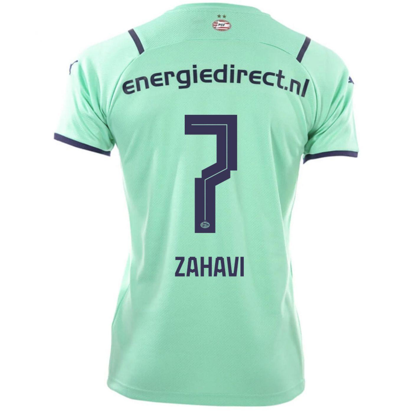 PSV Zahavi 7 Derde Shirt Authentic 21/22
