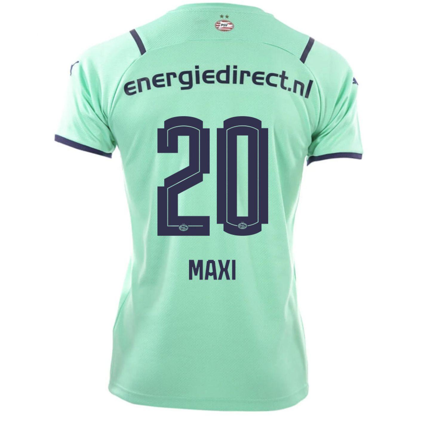 PSV Maxi 20 Derde Shirt Authentic 21/22