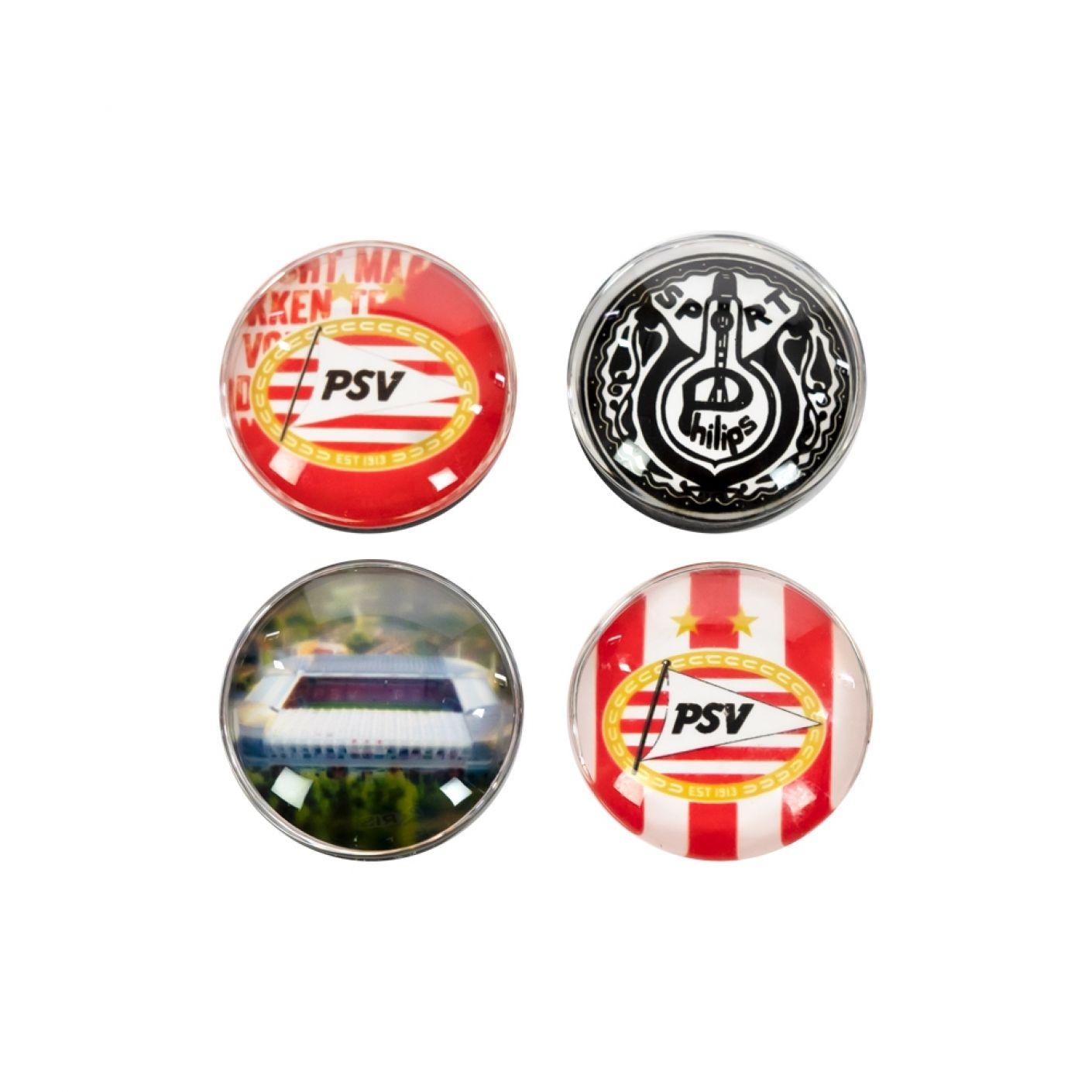 PSV Glas Magnetenset