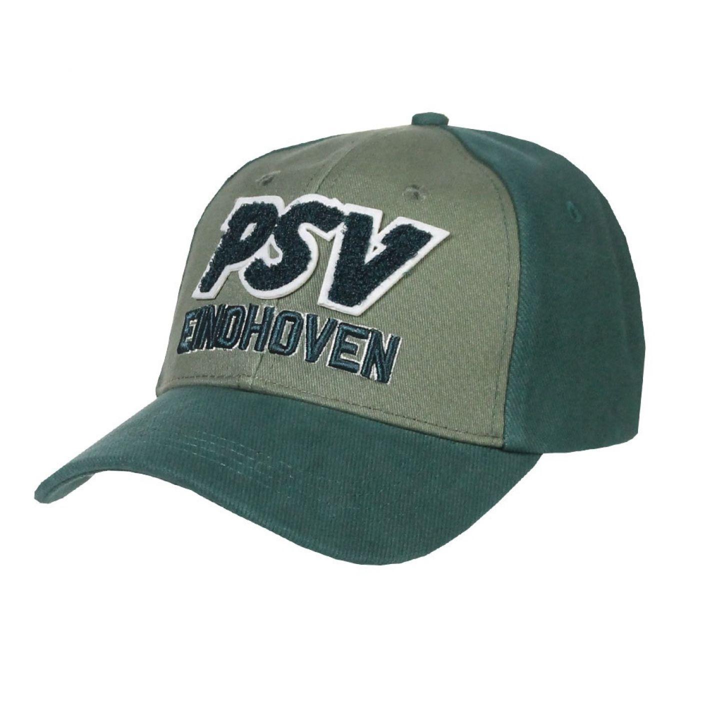 PSV Cap Letters groen JR