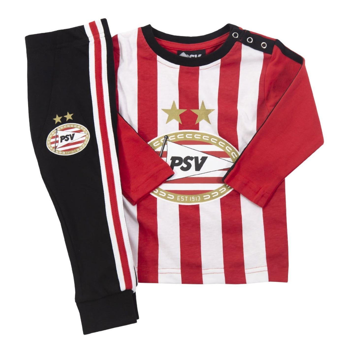 PSV Baby Pyjama Logo