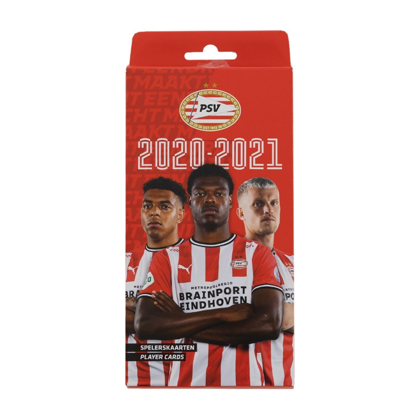 PSV Spelerskaartenset 20-21