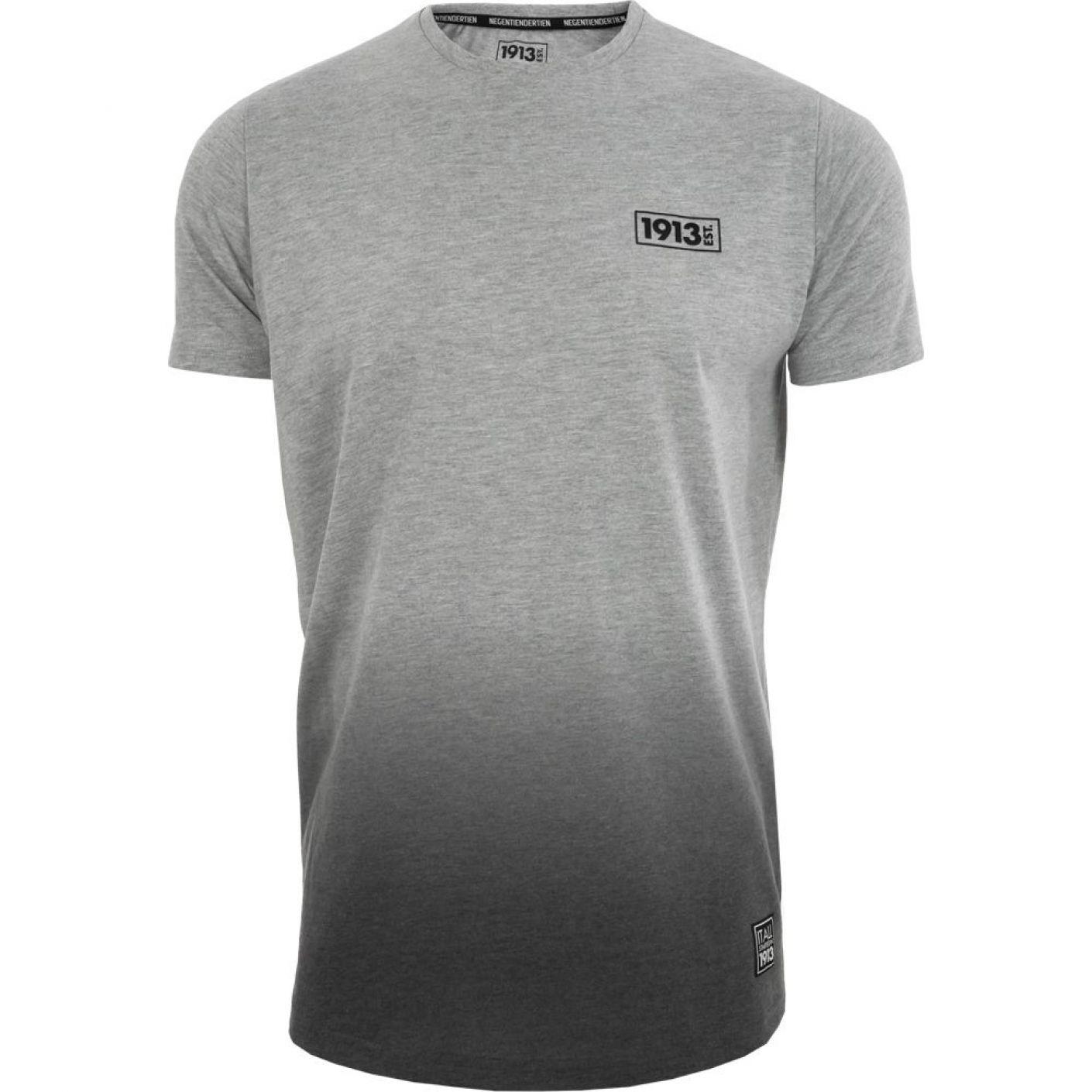 1913 T-shirt Fade Out grijs
