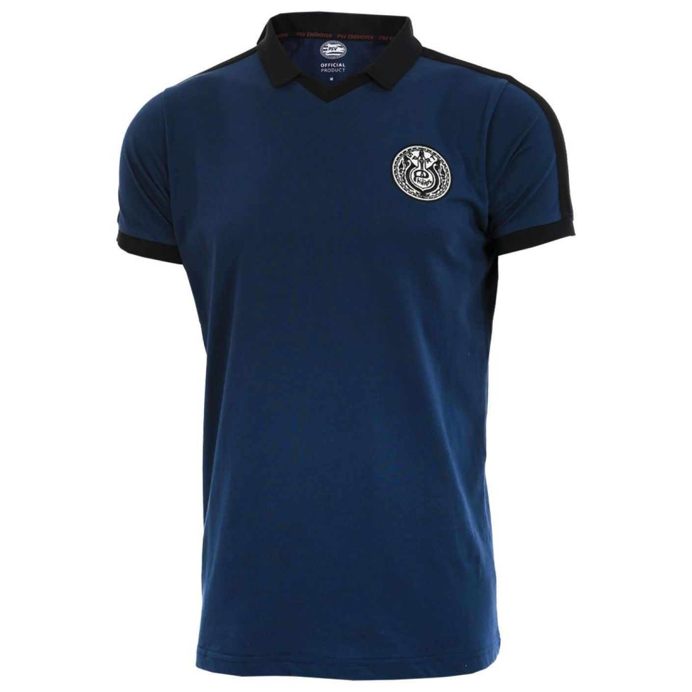 PSV Heritage Shirt d.blauw