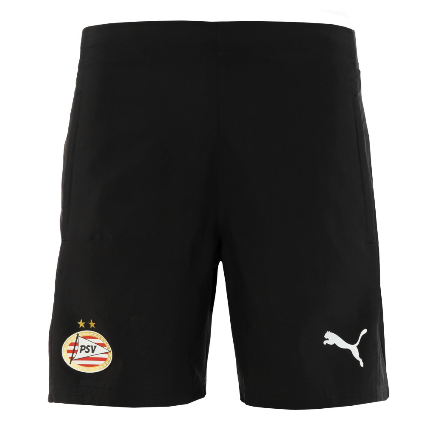 PSV Trainingsshort Woven 20/21 Zwart