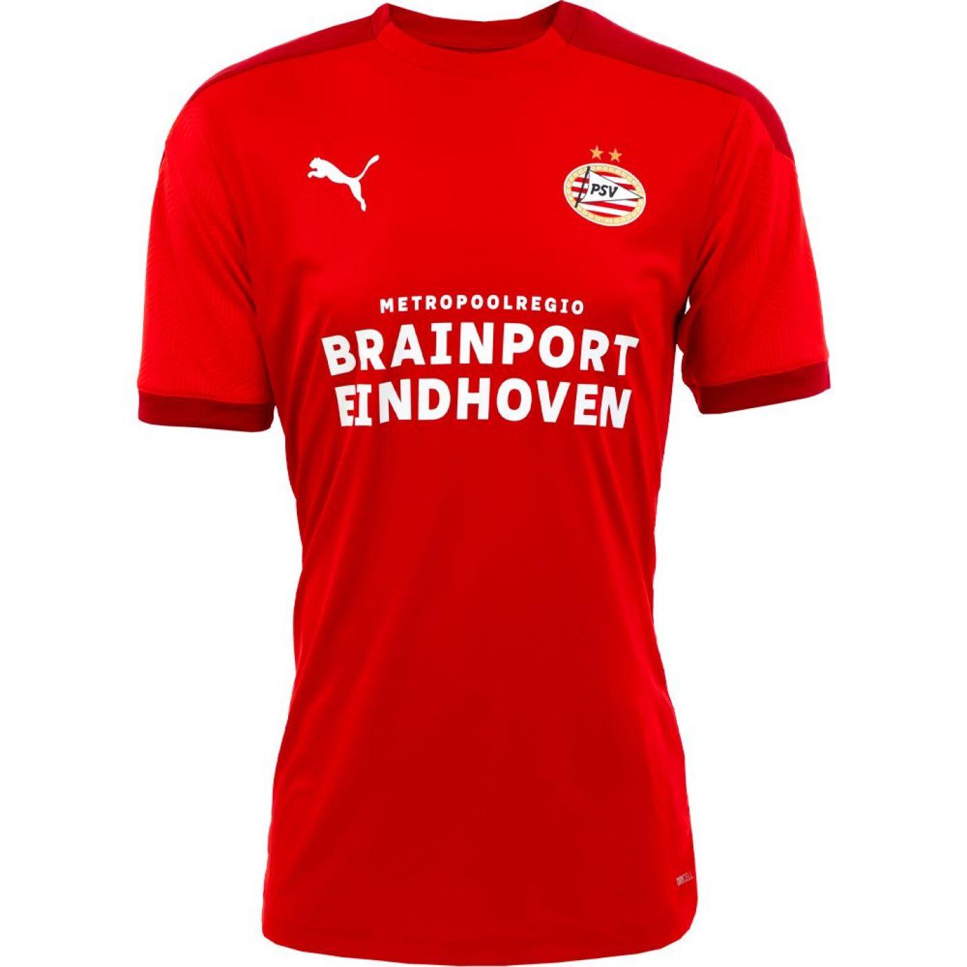 PSV Trainingsshirt JR 20/21 Rood