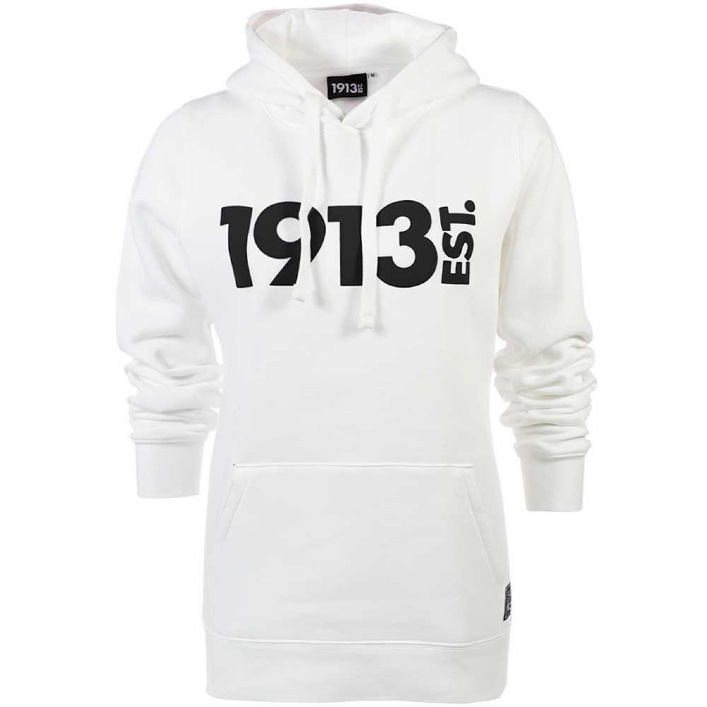 1913 Hooded Sweater Dames wit