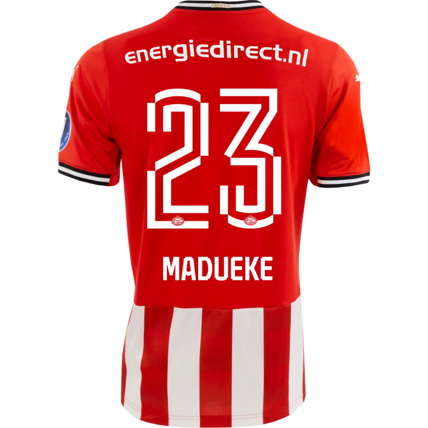 PSV Madueke Thuisshirt 20/21