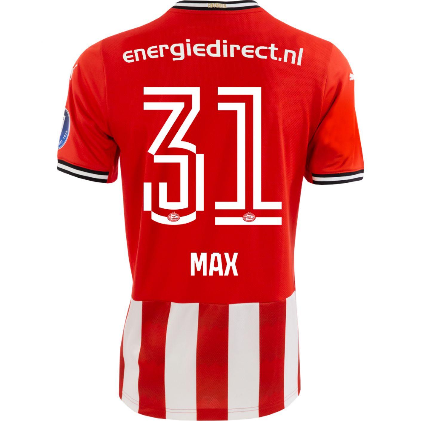 PSV Max Thuisshirt 20/21