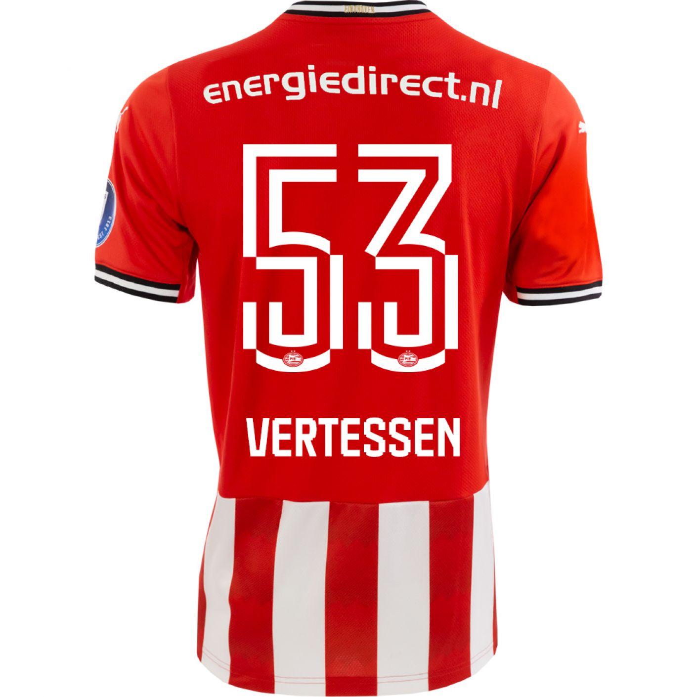 PSV Vertessen Thuisshirt 20/21