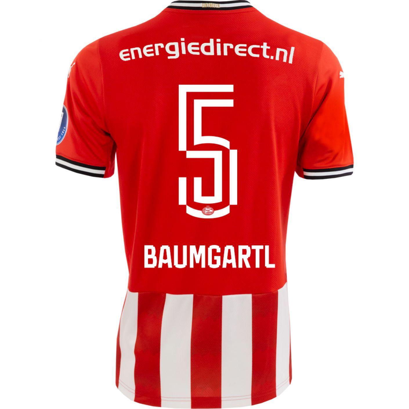PSV Baumgartl Thuisshirt 20/21