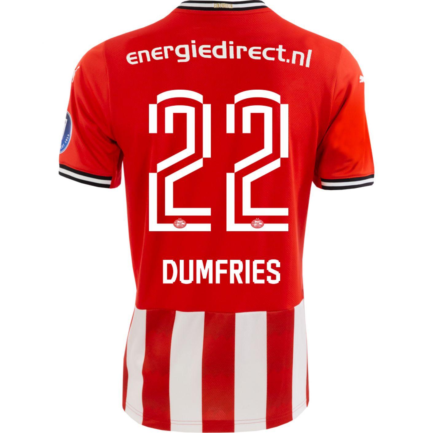 PSV Dumfries Thuisshirt 20/21
