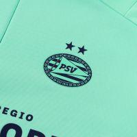 PSV Trainingssweater Fleece Green Glimmer 21/22