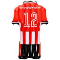 PSV luchtbed thuisshirt