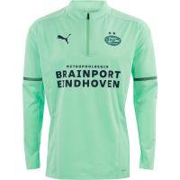 PSV Trainingssweater Regen Green Glimmer 21/22