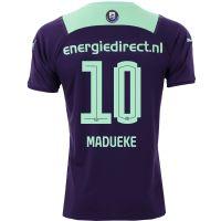 PSV Madueke 10 Uitshirt 21/22 Kids