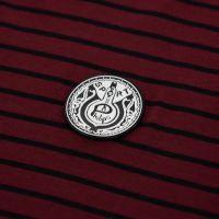 PSV Heritage T-shirt Stripe bordeaux
