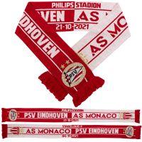 Sjaal PSV - AS Monaco