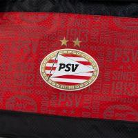 PSV Sporttas All Over zwart-rood