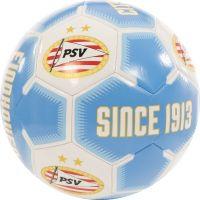 PSV Bal Away Lichtblauw Wit