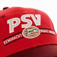 PSV Cap Letters Mesh rood-bordeaux JR