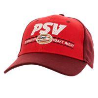 PSV Cap Letters Mesh rood-bordeaux SR