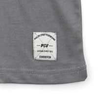 PSV T-shirt Since 1913 Embossed Kids grijs