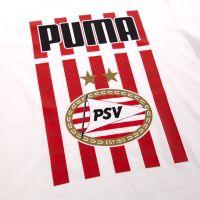 PSV Shoe Tag T-shirt JR 20/21 Wit