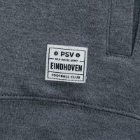 PSV Vest EMM Cross Kids zwart-bordeaux