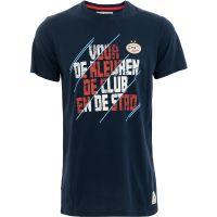 PSV T-shirt Club, Kleuren, Stad d.blauw