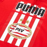 PSV Shoe Tag Hoody 20/21 Rood