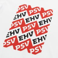 PSV T-shirt EHV Vibes wit