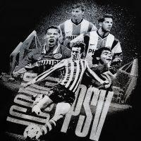 PSV T-shirt Icons zwart