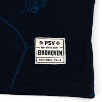 PSV T-shirt City Map d.blauw