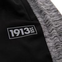 1913 Trainingsbroek Strak zwart-grijs