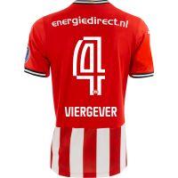 PSV Viergever Thuisshirt 20/21