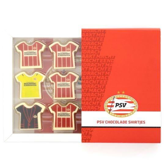 PSV chocoladeshirts thuis 21-22