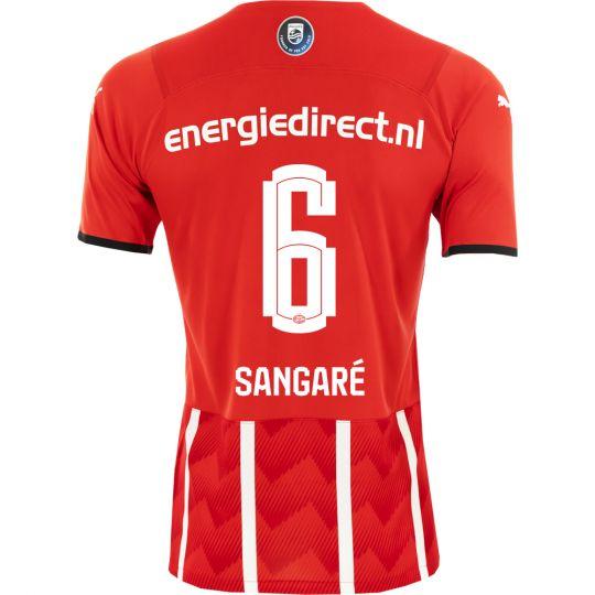 PSV Sangaré 6 Thuisshirt Authentic 21/22