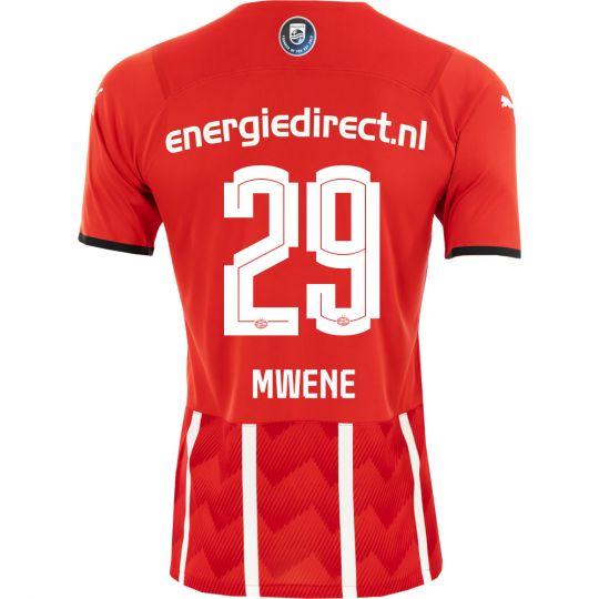 PSV Mwene 29 Thuisshirt 21/22 Kids